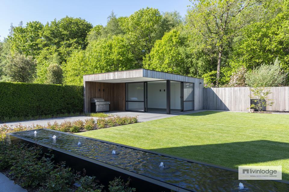 Moderne tuinkamer Hertsberge
